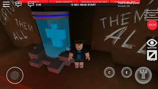 Roblox flee the facility Gameplay(Android)