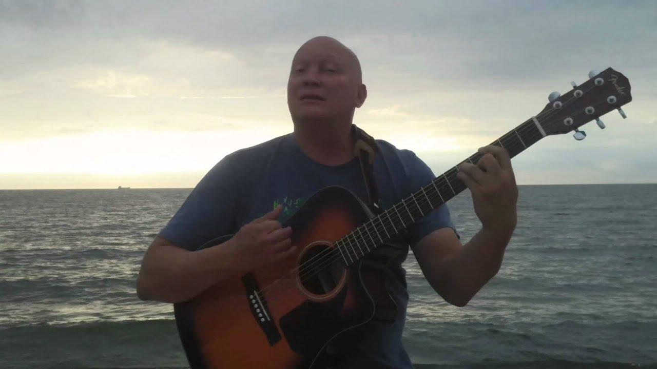 Виктор Каменский  Анна играет фугу аккорды для гитары