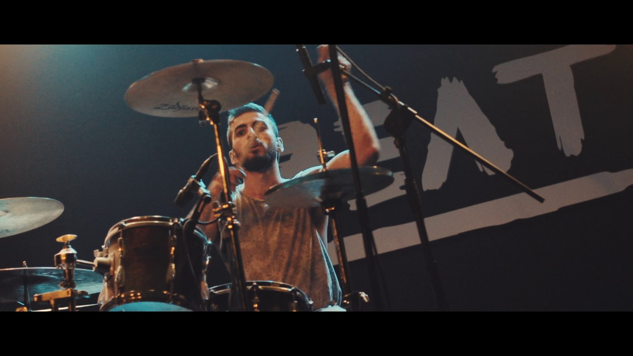 MGK - Breaking News - Dado Drums Cover - YouTube