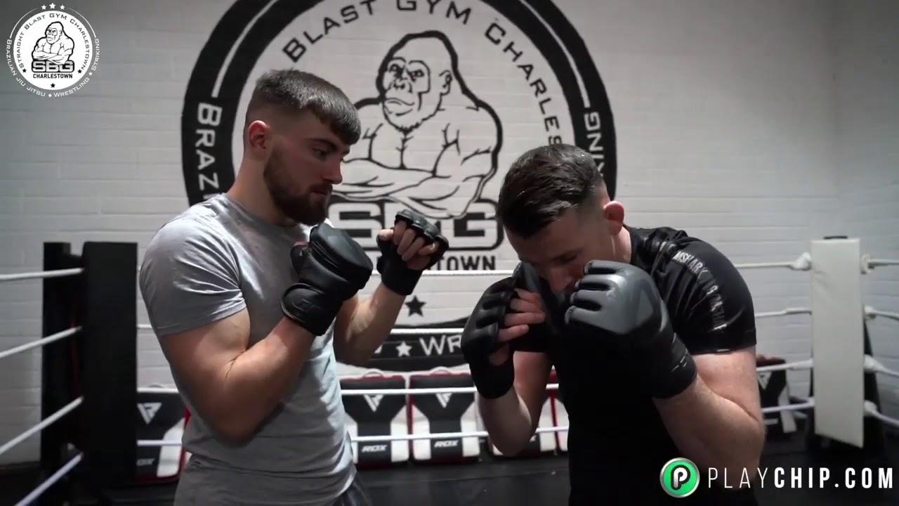Quarantine Boxing Training Fundamentals - Lead Hook - YouTube