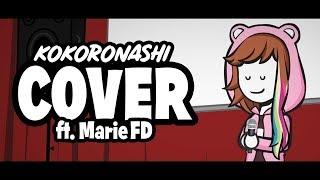 CANCIÓN   Kokoronashi Cover Animado   Darkx ft. Marie☆FD   Español