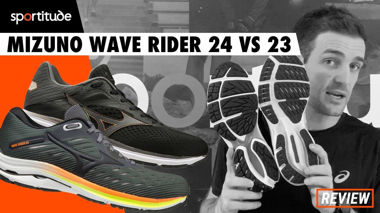 mizuno wave rider 22 vs asics nimbus lite golf