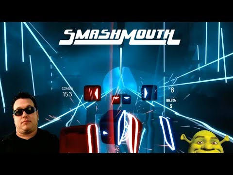 Smash Mouth  All Star ⚔ Beat Saber Custom Song