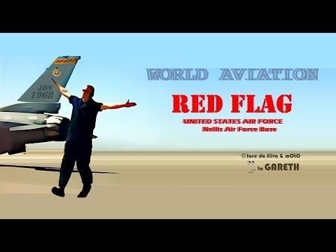 RED FLAG vs YELLO World Aviation Enthusiasts edit