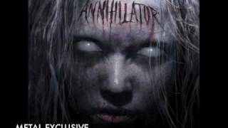 Metal Inc Exclusive : Annihilator, Coward