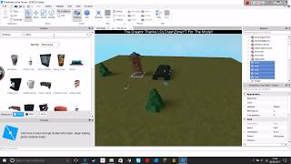 [tuto]how to create a game on roblox? easily and for free