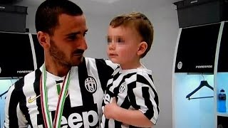 Bonucci e il figlio malato: la decisione shock del calciatore che ha fatto tremare la Juventus