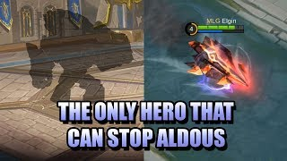 WHO CAN STOP ALDOUS