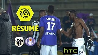 Video Gol Pertandingan Angers SCO vs Toulouse
