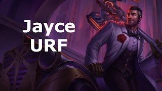 [S5/D1] Debonair Jayce URF, Full Game Commentary!