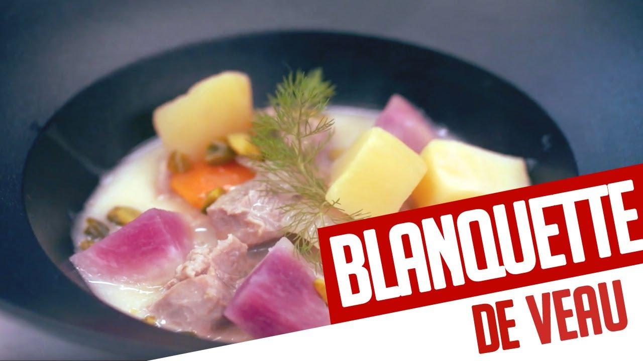 Blanquette De Veau Recette Chef Valentin Youtube