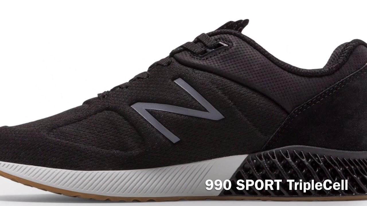 New Balance 990 sport TripleCell x