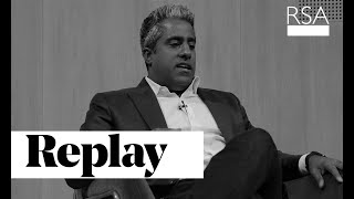 What It Really Takes to Change the World | Anand Giridharadas | RSA Replay