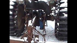 Обзор трактора ЮМЗ! Лаптёжник!!!