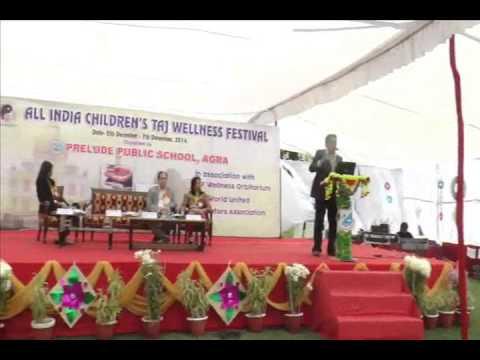 All India Children's Taj Wellness Festival 2014