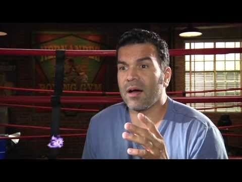Ricardo Chavira from Welcome to the Family