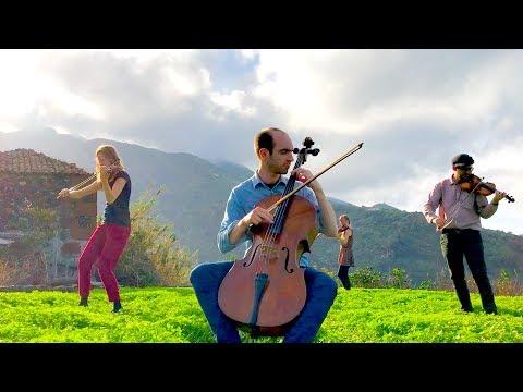 Paddy in The Smoke (funky Irish string quartet)