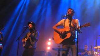 The Avett Brothers - The New Love Song live @ Jonesboro, AR 10-22-15
