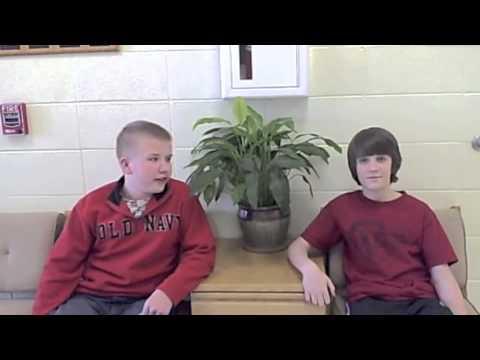 Hallsville Middle School - HMSTV - 1/24/2013