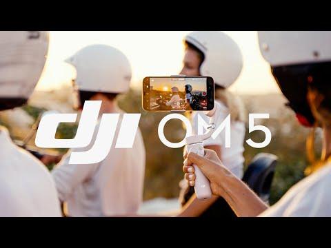 DJI - Introducing DJI OM 5