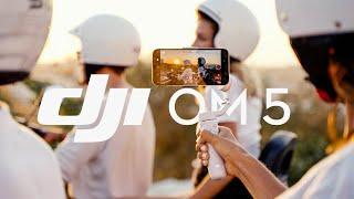 Présentation DJI OM 5 Osmo Mobile