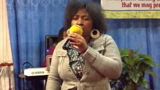 Okokroko rehearsed by leticia Hars.