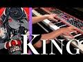 プロのピアニストが「KING」を弾いてみた【ピアノカバー】:w32:h24