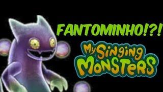 My Singing Monsters → Como Criar o Fantominho (100% CERTO!!)