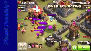 Success for the Godz! Clash of Clans highlights #5