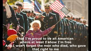 God Bless the USA - Lee Greenwood by MDACC