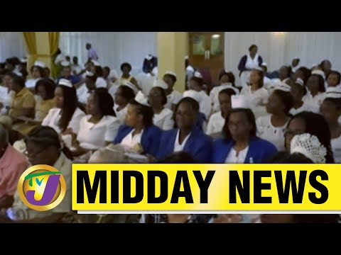 Jamaica's Twin Threat - Covid-19 & Fleeing Nurses   TVJ News