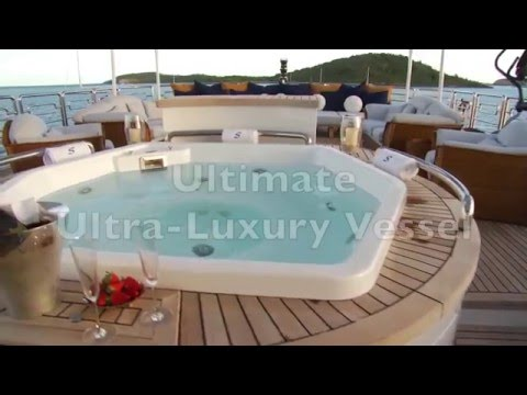 Luxury yacht charter - motor yacht vacations. Private Yacht Charters.