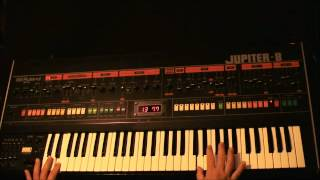"Roland Jupiter 8 ""Voices of Jupiter"""