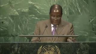 mugabe s full speech at the un general assembly 21 sept 2016