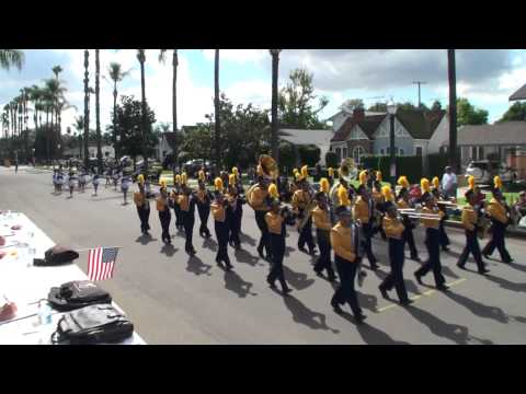 South El Monte HS - The New Corn Palace - 2010 Loara Band Review