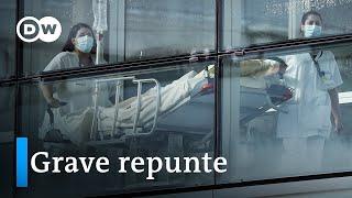 Uruguay, doblegado ante la pandemia