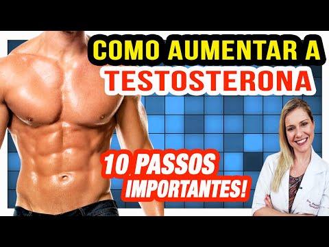 Como conseguir testosterona naturalmente