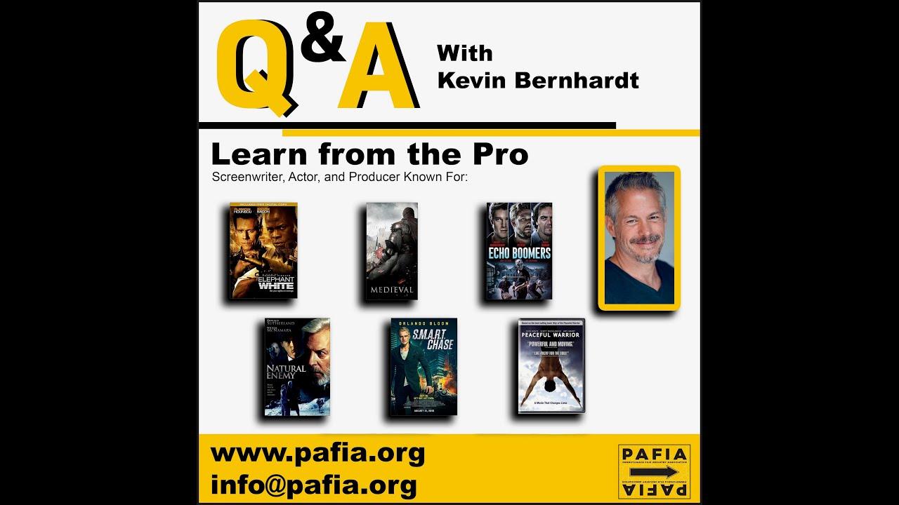 Masterclass with Kevin Bernhardt