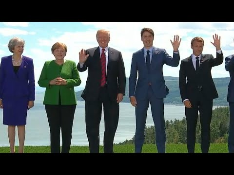 Canadian PM Justin Trudeau's approach to President Donald Trump