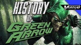 History Of Green Arrow!