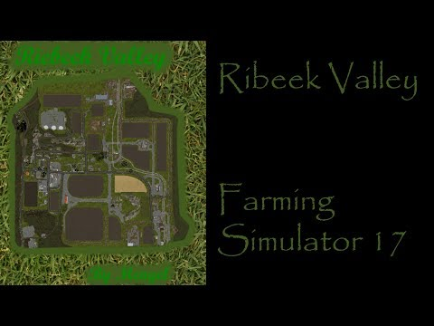 Farming Simulator 17 - Map First Impression - Riebeek Valley