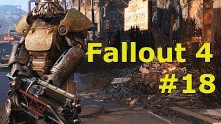 Fallout 4 прохождение 18 пропавший патруль братство стали