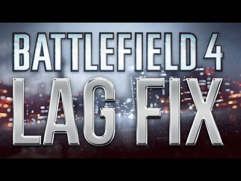 Battlefield 4 Bf4 How To Fix Lag Win Gunfights Youtube