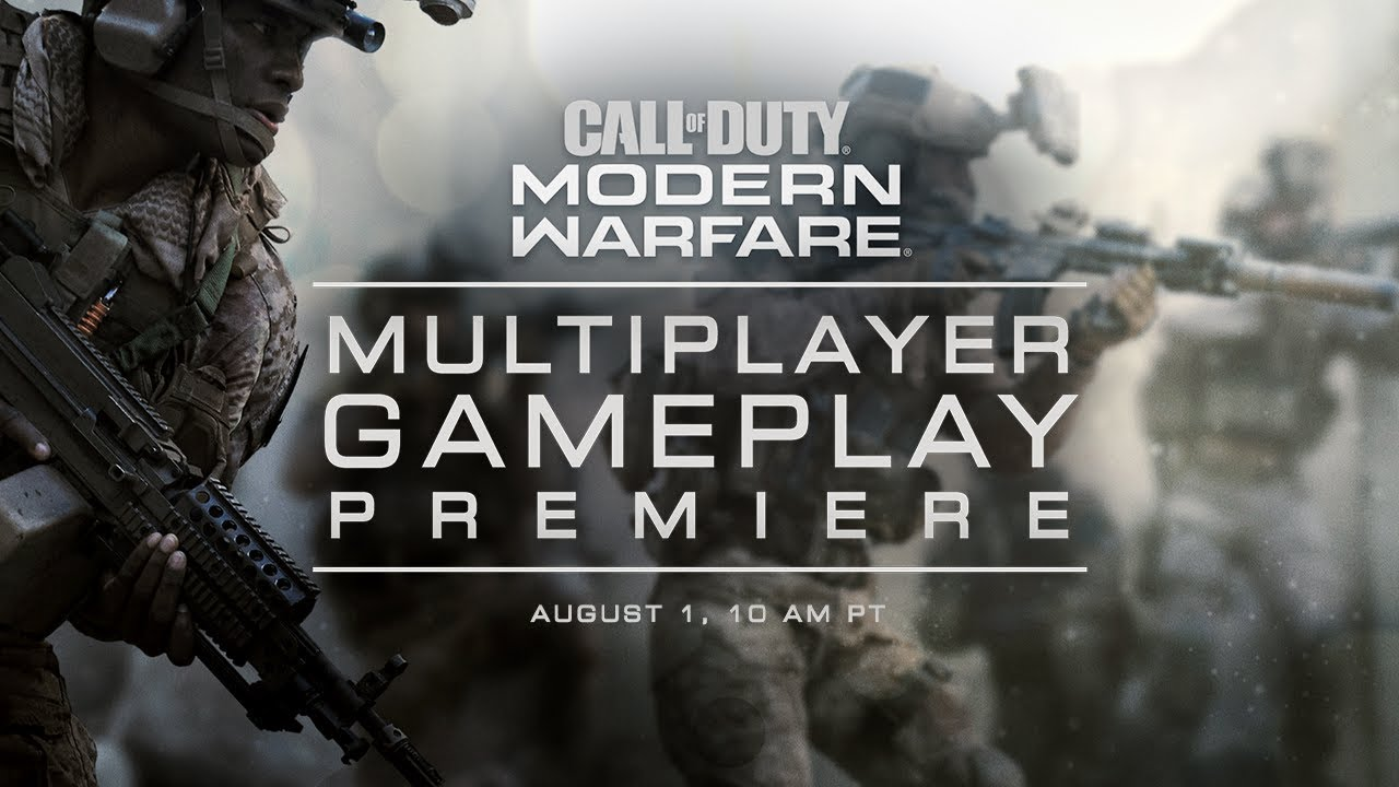 Call of Duty: Modern Warfare - Multiplayer Premiere thumbnail