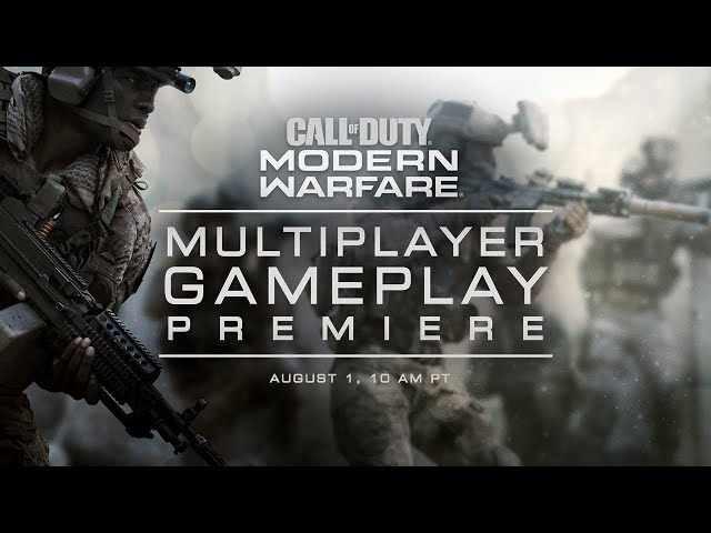 Call of Duty: Modern Warfare (видео)