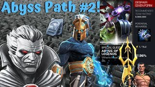 Abyss of Legends Path #2! Live! - Marvel Contest of Champions