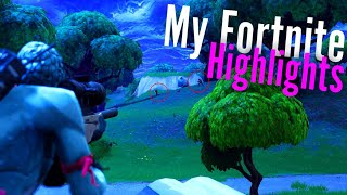 KILLED SOME CHEATERS IN SOLOS | Fortnite Battle Royale | Highlights - Evolution of My Skill (PART 7)