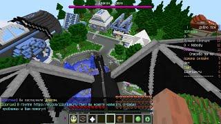 Minecraft:Играем в Мини-игры №6 | Lucky Block