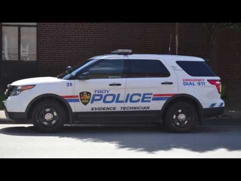 Troy NY Cop