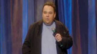 John Pinette  France and Italy